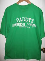 It's Always Sunny In Philadelphia Paddy's Pub South Philly PA Lounge T Shirt XLg