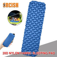 ORCISH Sleeping Pad Camping Mat Inflatable Tent Envelope Waterproof Lightweight
