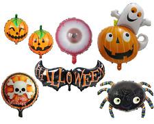 Halloween Spider Bat Skull Skeleton Party Balloon