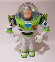 "Disney Toy Story 1 -  Vintage 12"" Thinkway Buzz Lightyear Toy Doll Talking 1995"