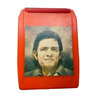 Vintage The Johnny Cash Collection His Greatest Hits II 8 Track Tape Cartridge