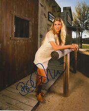 BELEN MOZO signed LPGA 8x10 photo with COA