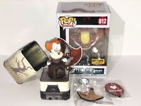 Funko Pop! IT chapter 2 Hot Topic Exclusive box by piece