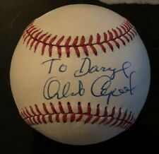 Orlando Cepeda San Francisco Giants Signed Official NL Baseball