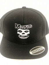 MISFIT LOGO Music Rock Band Embroidered Unisex HAT CAP SNAPBACK KNITTED