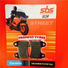 Gas GAS TXT 300 Pro 07 > ON SBS Front Ceramic Brake Pads OE QUALITY 802HF