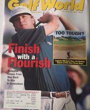 Golf World Magazine Jim Gallagher Jr. April 28, 1995 072417nonrh