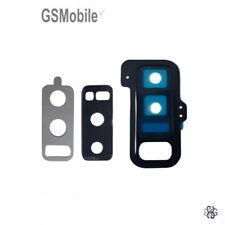 Embellecedor con cristal camara + adhesivo Samsung Note 8 Galaxy SM-N950F Negro