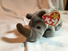"TY Beanie Baby ""SPIKE"" (TAG ERRORS) - MWMTs! RETIRED! RARE!"