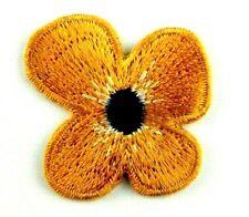 Applikation zum Aufbügeln  Bügelbild 3 681 Blume