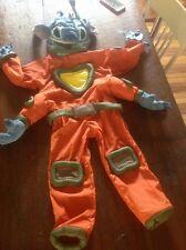 DISNEY STITCH ALIEN EXPERIMENT Costume Child XS 4-5 Halloween Lilo & Stitch