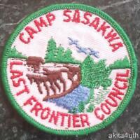 Early 1960's Camp Sasakwa - Last Frontier Council BSA