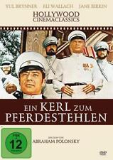 Ein Kerl zum Pferdestehlen  Yul Brynner DVD Neu OVP
