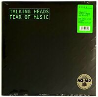 The Talking Heads - Fear of Music - 180-gram [New Sealed] LP Vinyl Record Album