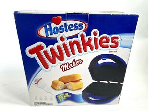 HOSTESS TWINKIES MAKER make your own Twinkies at home BRAND NEW! Blue Model