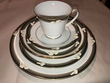 Vintage Noritake Legendary 6 Piece Place Setting Ellington Lilies New 3691