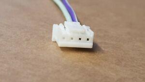 FOR KENWOOD HANDBRAKE & REVERSE TRIGGER 4 PIN POWER PLUG CABLE DNX4230DAB ETC.