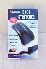American Healthcare Leather Padded Arched Back Stretcher