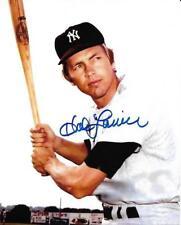 Hal Lanier New York Yankees Signed 8x10 Photo #2 w/COA