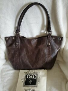 Frye Melissa Shoulder Bag Slate