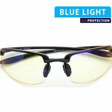 BLUE LIGHT BLOCKING GLASSES GAMER LCD/LED SCREEN & COMPUTER EYEWEAR