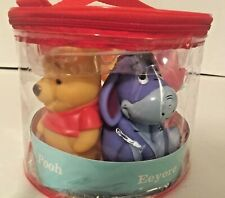 Disney Baby Winnie the Pooh Squirt Toys - Set of 5 NIP