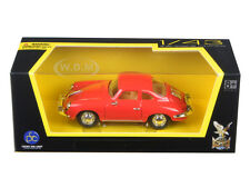 1956 PORSCHE 356 B/C RED 1/43 DIECAST MODEL CAR BY ROAD SIGNATURE 94220