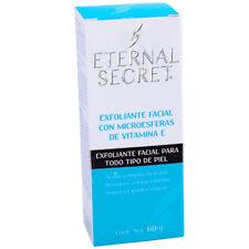 ETERNAL SECRET FACIAL EXFOLIANT EXFOLIANTE FACIAL W MICROSPHERES of VIT. E 60 gr