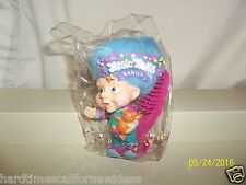 Troll Doll Applause Magic Troll Holding Teddy Bear With Brush Is Pouch
