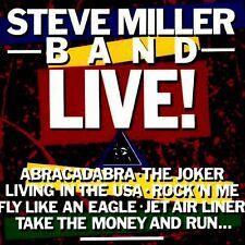 Steve Miller Band Live (CD 1988)