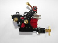 professional tattoo machine rca converted nice steel frame  8 rap shorty coils