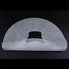 100 Packs Disposable Massage Table Face Cushion Pillow Cradle Headrest Cover