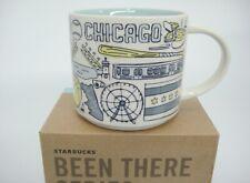 Starbucks Chicago Been There Mug Baseball Lake Michigan Windy City 2018 14oz NIB