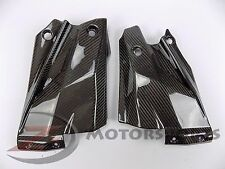 Streetfighter S 848 Lower Bottom Oil Belly Pan Panel Cowl Fairing Carbon Fiber