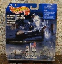Apollo 15 Mission Hot Wheels Action Pack -1998 NEW Rare International Card Nasa