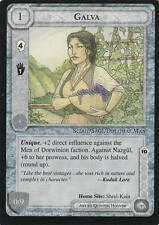 Galva Middle Earth the wizards ccg bb lim. Edition mint/n. Mint 1995 me06