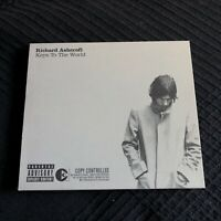 RICHARD ASHCROFT The VERVE limited edition cd + DVD KEYS TO THE WORLD Britpop UK