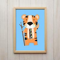 Tiger gepard l we wandbild ebay - Wandbild petrol ...