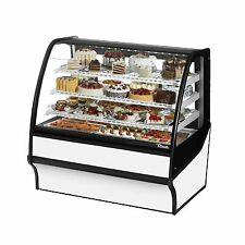 True Tdm R 48 Gege W W 48 Refrigerated Bakery Display Case