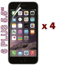 "4 X Front Screen Protector Guard Apple iPhone 6+ Plus 6S Plus (5.5"")"