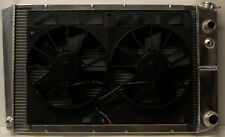 1968 1969 1970 1971 1972 Chevelle aluminum radiator with ls ls1 ls2 ls3 motor