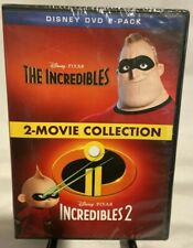 The Incredibles / Incredibles 2: 2-Movie Collection Dvd Nelson, Craig T., Hunter