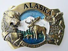 Alaska Gürtelschnalle