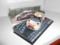 CITROEN DS3 WRC RALLY ALEMANIA 2013 SORDO IXO EAGLEMOSS 1/43
