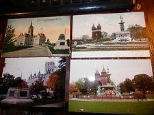 HARTFORD CT - CIVIL WAR - PETERSBURG EXPRESS - OLD Postcards plus MODERN PHOTOS