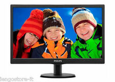 MONITOR SCHERMO PC 18,5 LED-HD PHILIPS 193V5LSB2 VGA WIDE 19 POLLICI ATT. VESA