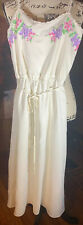 My Colours Dress Vintage Wedding Festival Absolutely Stunning Size 7