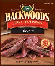 LEM Backwoods Hickory Jerky Seasoning & Cure Packet for 25lb