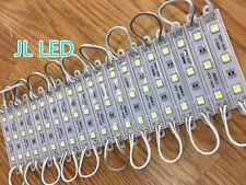 44Ft100IP65-Waterproof-5054-White-LED-Module-Light-Lamp-DC-12V-For-Sign-Windows