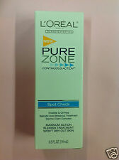 L'Oreal Pure Zone Spot Check Blemish Treatment 0.5 FL OZ NEW .